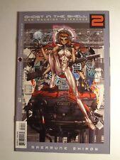 Ghost In the Machine 2: Man-Machine Interface #10 0f 11 - Dark Horse - 2003