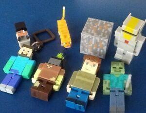 Bulk Minecraft Action Figures