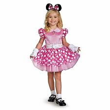 Disguise Minnie Deluxe Toddler Costume