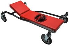 "Whiteside Manufacturing 47013 40"" Adjustable Headrest Big Wheel Creeper"
