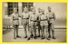 CARTE POSTALE PHOTO Chatellerault MILITAIRES SOLDAT du 32 ème Régiment vers 1920