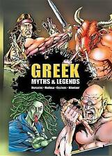 Greek Myths and Legends-ExLibrary