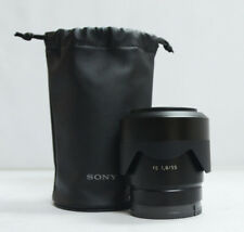 Sony ZEISS Sonnar T 55mm f/1.8 ZA FE Lens for E-mount 55.8