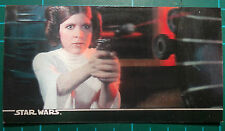 "Star Wars Topps 1996 3Di Widevision Card #4 ""A Princess Strikes Back"""