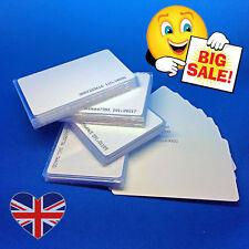 50 X 125khz Rfid Tarjetas Proximidad Tarjeta Id Control De Acceso Em4100 Reino Unido