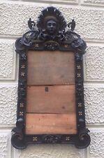 Specchio in ferro battuto Art Nouveau Antique Mirror Art Nouveau  wrought iron