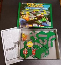 Seismic (Board Game) Atlas Games strategy hex tile roads San Andreas COMPLETE