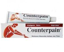 COUNTERPAIN WARM BALM CREAM 120 g. RELIEF MUSCULAR ACHES  PAIN ANALGESIC
