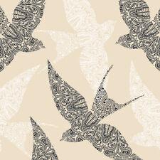 40 Paper Napkins Lace SWALLOWS Birds Decoration DECOUPAGE VINTAGE Tea Party / D