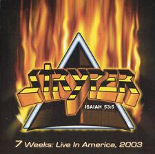 Stryper – 7 Weeks: Live In America, 2003