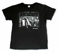 Incubus Trust Fall Black T Shirt New Official Band Merch