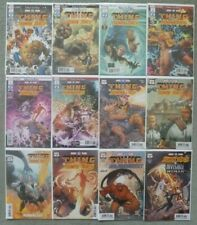 """MARVEL TWO-IN-ONE """"FATE OF THE FOUR""""  #1-12 SET..2018 1ST PRINT..VFN+..FANTASTIC"""