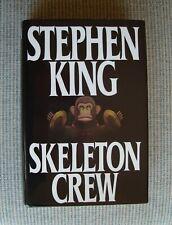 SKELETON CREW by Stephen King (1985, Hardcover) -1st-1st- RARE- SUPER NICE
