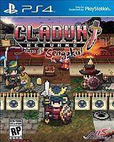 Cladun Returns: This Is Sengoku (Sony PlayStation 4, 2017)