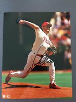 TOMMY GREENE  SIGNED 8X10 PHOTO AUTO AUTOGRAPH PHILADELPHIA PHILLIES
