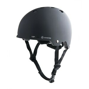 Triple Eight Boosted Logo Gotham Dual MIPS Helmet XS/S Black Matte