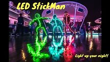 LED StickMan - The amazing Light Suit.