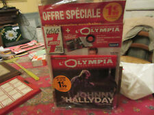 Johnny Hallyday CD OLYMPIA 2000 + TELE 7 JOURS