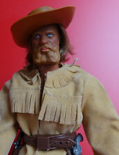 Big Jim Figur Old Surehand im altern. Shatterhand Outfit 9914 - Karl May Serie