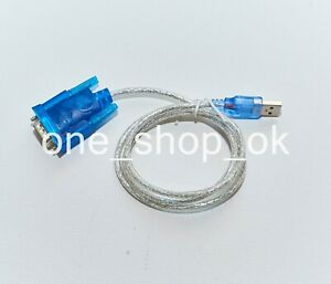USB to DB9 Serial Converter RS232 Cable