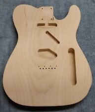 Tele Style Body   ~ Cut to order ~ Your Wood Choice ~
