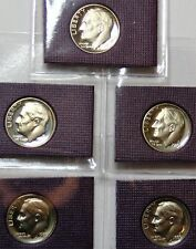 1985 S 10C Proof Roosevelt Dime - FREE SHIPPING