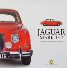 BOEK/LIVRE/BOOK  JAGUAR MARK 1 & 2 (oldtimer,voiture de collection,2,5 litre V8)