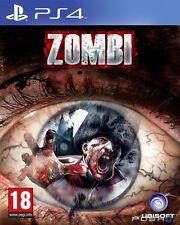 New Zombi (PS4, Playstation 4)