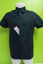 JAGUAR RACING F1 TEAM ISSUE TRAVEL KIT WORK RACE SHIRT MENS SMALL