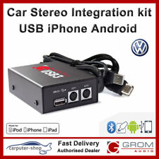 GROM Audio USB3 iPhone Samsung Android kit for VW RNS 310 315, RNS 510, RCD 510