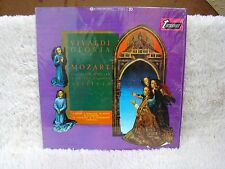 Vivaldi Gloria Mozart Exsultate Jubilate w/ Alleluja Vinyl Album, Turnabout Recs