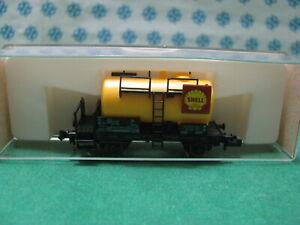 """Minitrix Fleischmann Small 8401 """" Shell """""""
