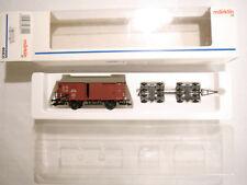 Set: DR Güterwagen Culemeyer Straßenroller, Märklin Marklin #46821 1:87 H0 boxed