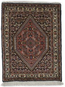 Handmade Floral Design Vintage Style 1'8X2'4 Oriental Rug Kitchen Decor Carpet