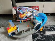 Disney Cars Mini Racers Rollin Raceway Playset Cars.
