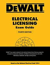 Dewalt Electrical Licensing Exam Guide by Services