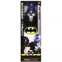 """Batman Missions True-Moves Mr. Freeze DC Universe Collectible Action Figure 12"""""""