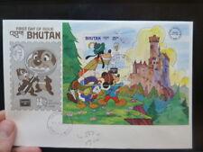 Bhutan Disney SC 557 FDC (3ber)