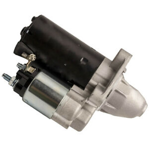 Starter for Ford Focus Mk1 Mk2 and Mk3 1998-2018 1.4 and 1.6 petrol LRT00167