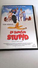 """DVD """"LA FAMILIA STUPID"""" JOHN LANDIS TOM ARNOLD"""