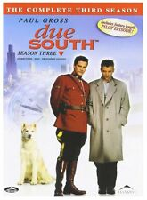 Due South: Season 3 (4-DVD) Paul Gross FACTORY-SEALED FREE SHIPPING