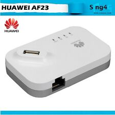 Huawei AF23 4G 3G Router Docking Station + Wifi Repeater + 1 LAN PORT 32 WIFI