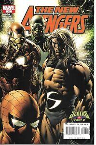New Avengers 8 (2005) High Grade Sentry