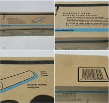 *FPNW* Xerox Phaser 7700 Network Color Printer - CYAN (Empty Needs Refill)