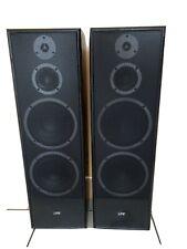 1 Paar 3-Wege-Säulen-Lautsprecherboxen