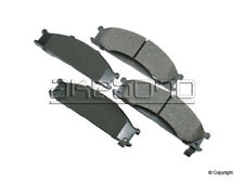 Disc Brake Pad Set fits 1992-1997 Subaru SVX  MFG NUMBER CATALOG