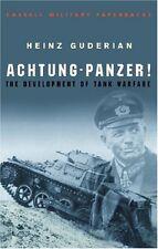 Achtung Panzer!: The Development of Tank Warfare (CASSELL MILITARY PAPERBACKS),