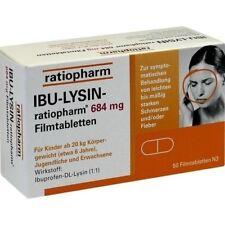 IBU-LYSIN-ratiopharm 684 mg Filmtabletten 50 St 10019638