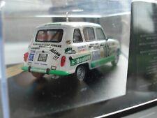 RENAULT R4 GTL - 1/43 MODEL CAR - 1993 - VITESSE - MONTE CARLO - RENAULT 4 CAR