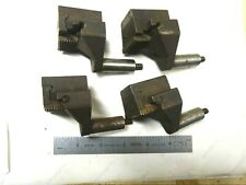 Set Of 4 Landis Chaser Carrier Block Holders 1 916 To 2